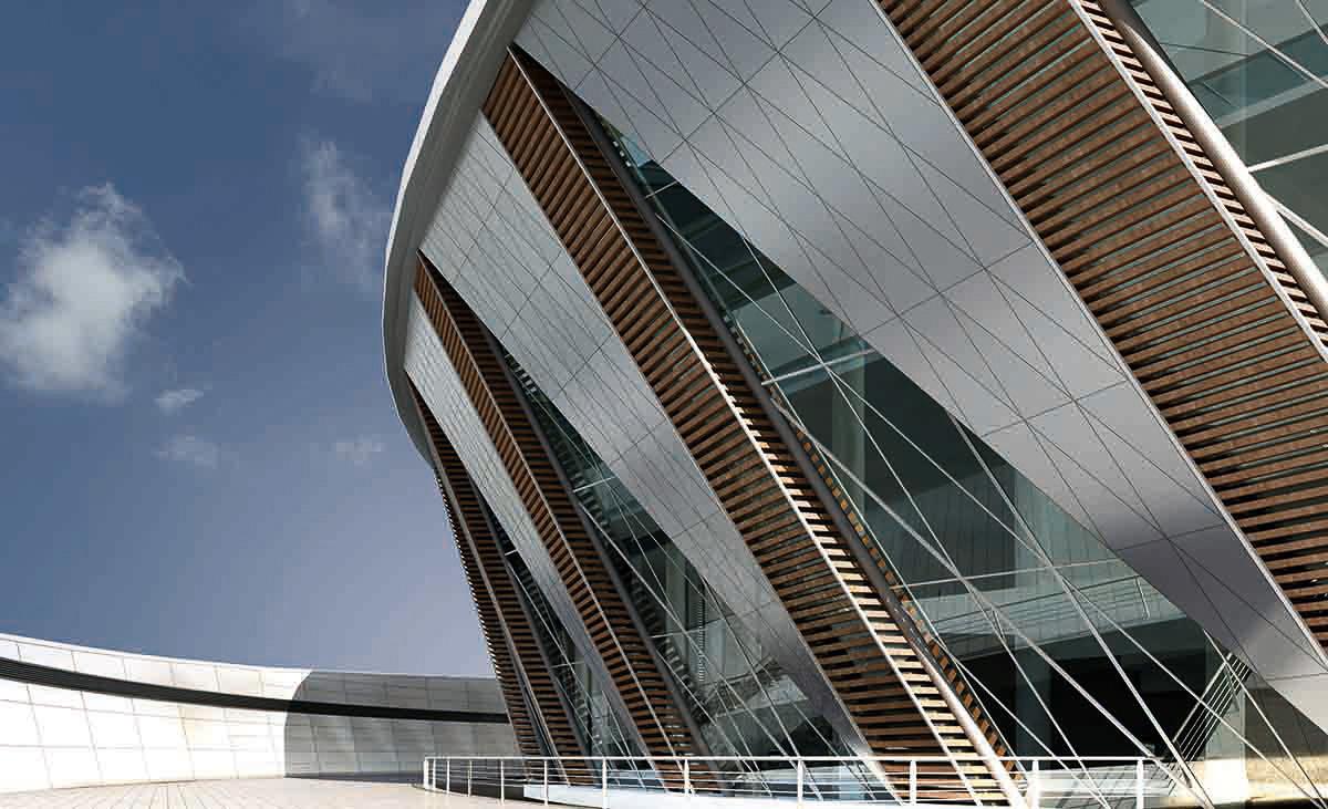 Laibungsausbildung Fassadengestaltung mit Protektor Profilen
