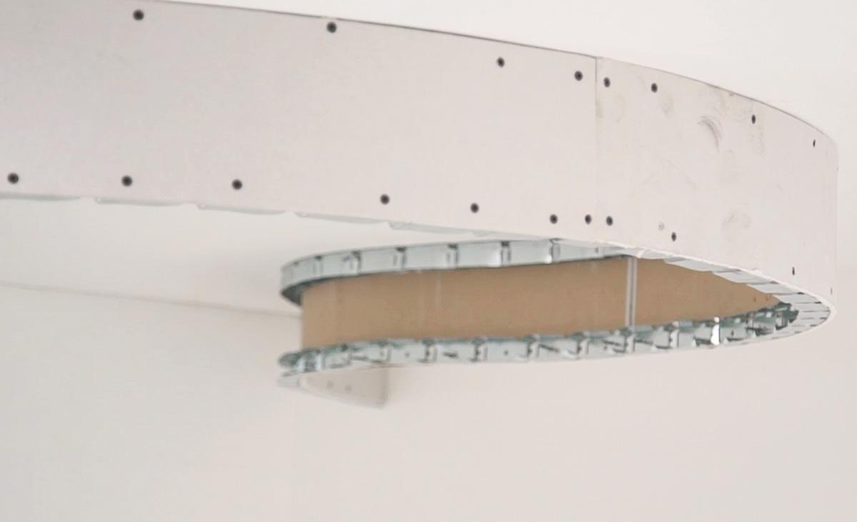 Protetktor Flexibilo - Die formbaren Trockenbauprofile für Decke und Wand