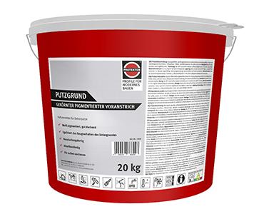 Putzgrund Zwischenbeschichtung zum Auftragen auf den Grundputz oder Gipskartonplatten von Protektor