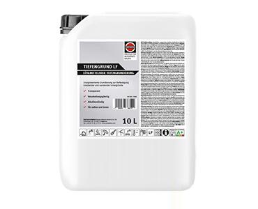 Tiefengrund für Putz, Gips und Beton zur optimalen Ausführung von Maler- und Tapezierarbeiten von Protektor