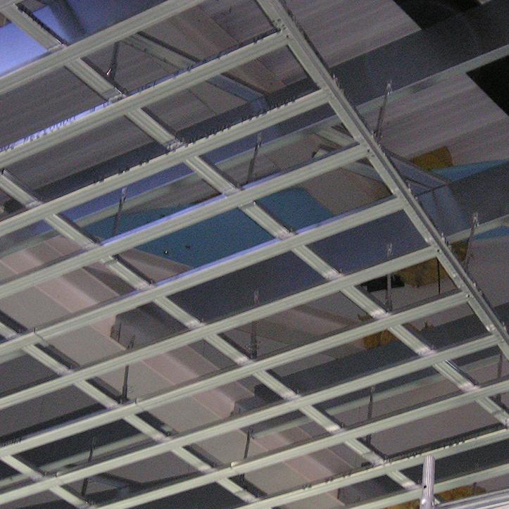Weitspannträger für aufwändige Deckenkonstruktionen im Außenbereich von Protektor