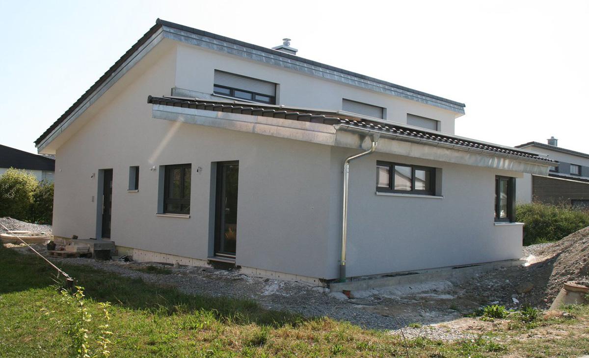 Einfamilienhaus in Stahlleichtbauweise von Protektor