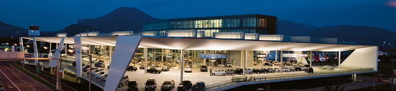 Autohaus Pappas in Salzburg
