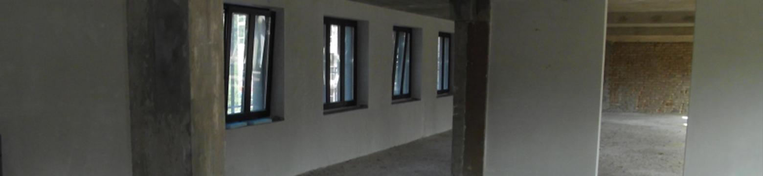 denkmalgeschützte Wohnanlage auf Rügen