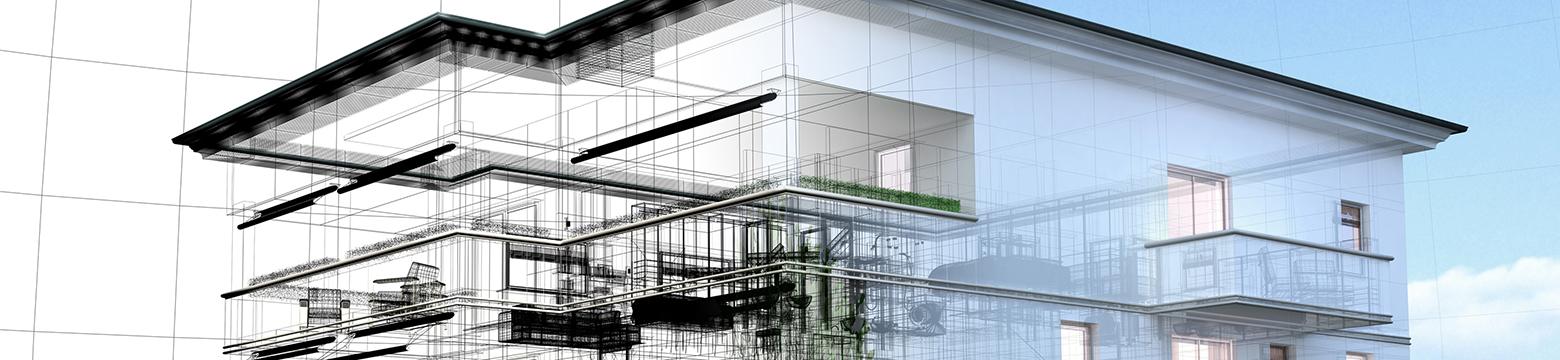 3D Bild Haus
