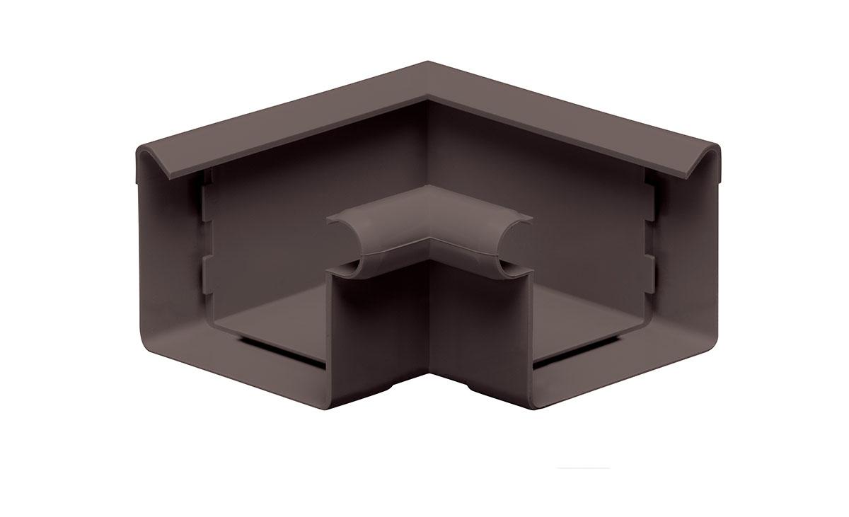 Kastenrinnen Winkel für 90° Innenecken