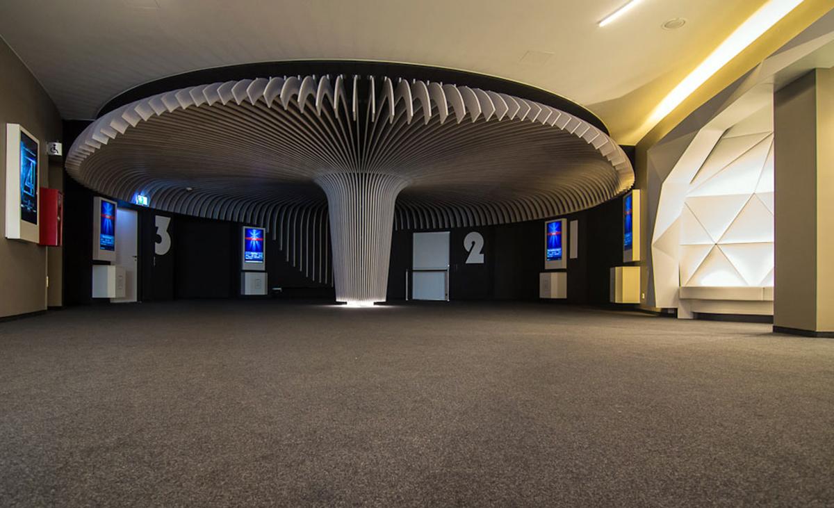 Kino Baden Baden Vorraum