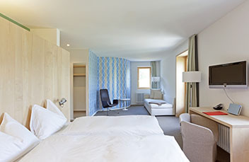 Referenz Hotel Standardtrockenbau