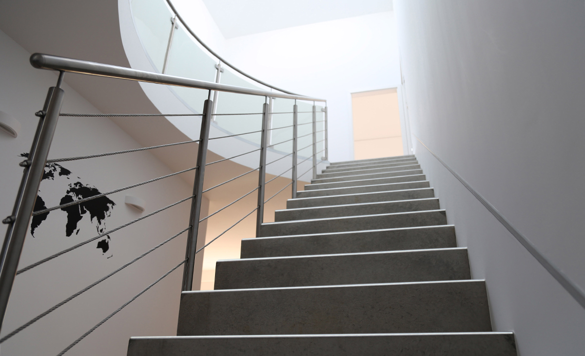 Protection Pour Marche D Escalier protektor profilé pour nez de marche - protektor