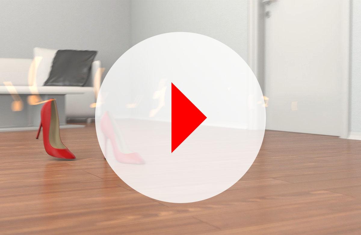 Trittschallschutz TPS Video