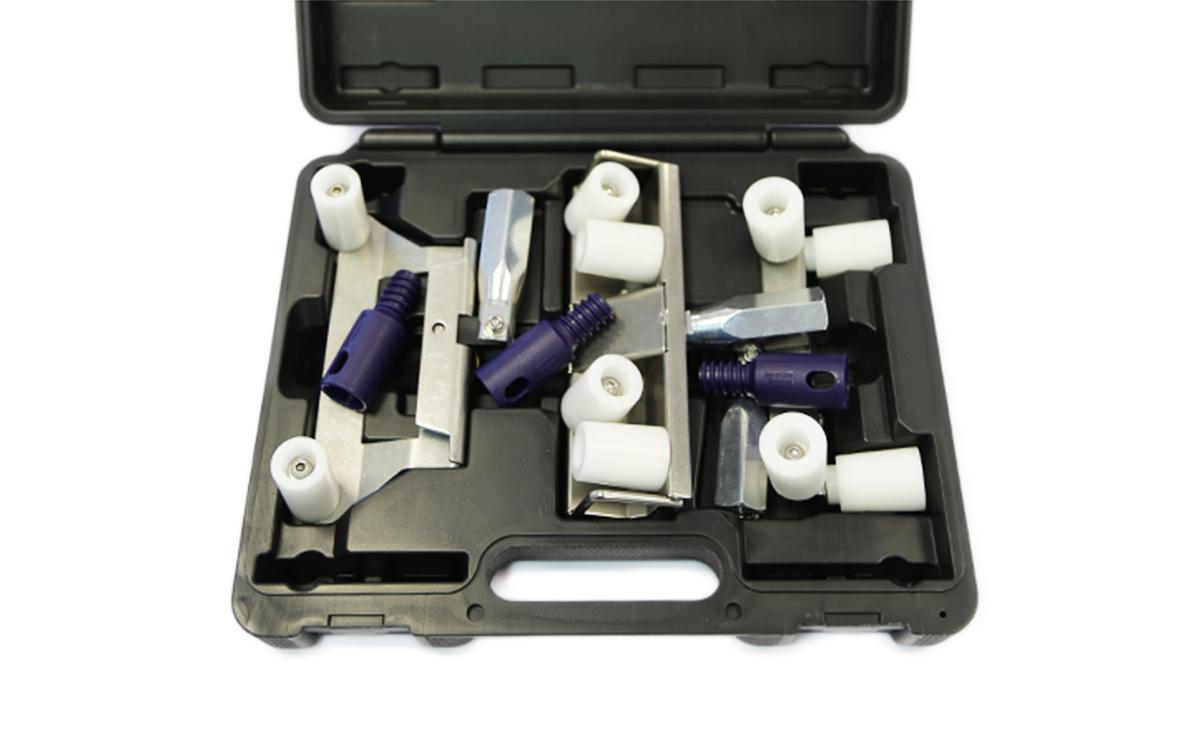 Inhalt Werkzeugkoffer Kantenroller-Set